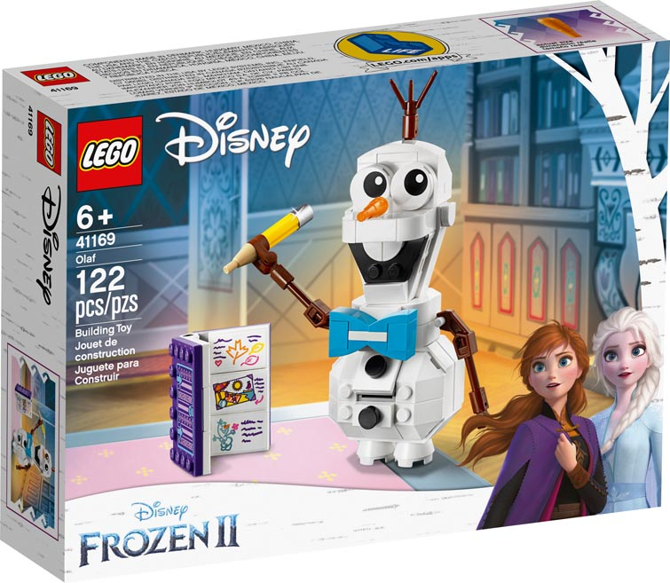LEGO® DISNEY™: OLAF 41169 (Retired)