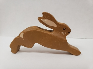 WOOD ANIMAL: HARE