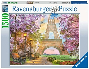 RAVENSBURGER: A PARIS STROLL 1500pc