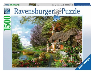 RAVENSBURGER: COUNTRY COTTAGE 1500pc