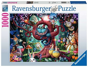 RAVENSBURGER: MOST EVERYONE IS MAD 1000pc