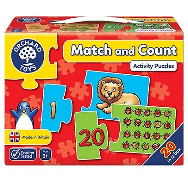 MATCH AND COUNT GAME