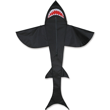 BLACK SHARK 5ft. KITE