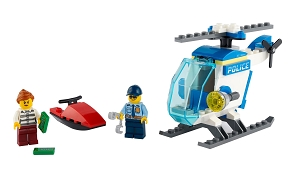 LEGO® CITY: POLICE HELICOPTER 60275