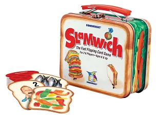 GAMEWRIGHT: SLAMWICH COLLECTOR'S EDITION </br>Age 6+ | 2-6 Players