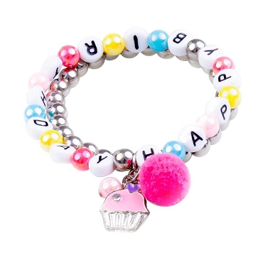 GREAT PRETENDERS: HAPPY BIRTHDAY BRACELET 84066